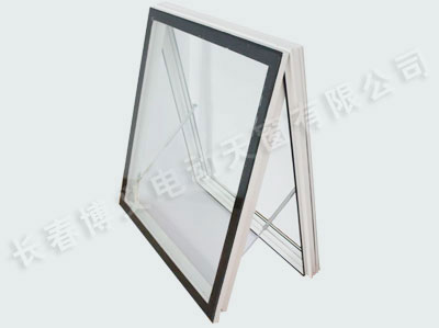 断桥铝合金隐框天窗
