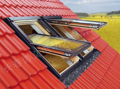 木质组合天窗