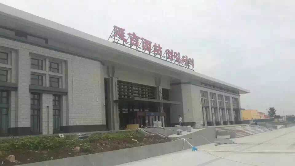 延吉火车站西站消防排烟窗项目