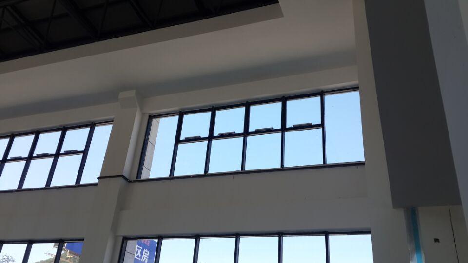 吉林口前客运站消防排烟窗项目