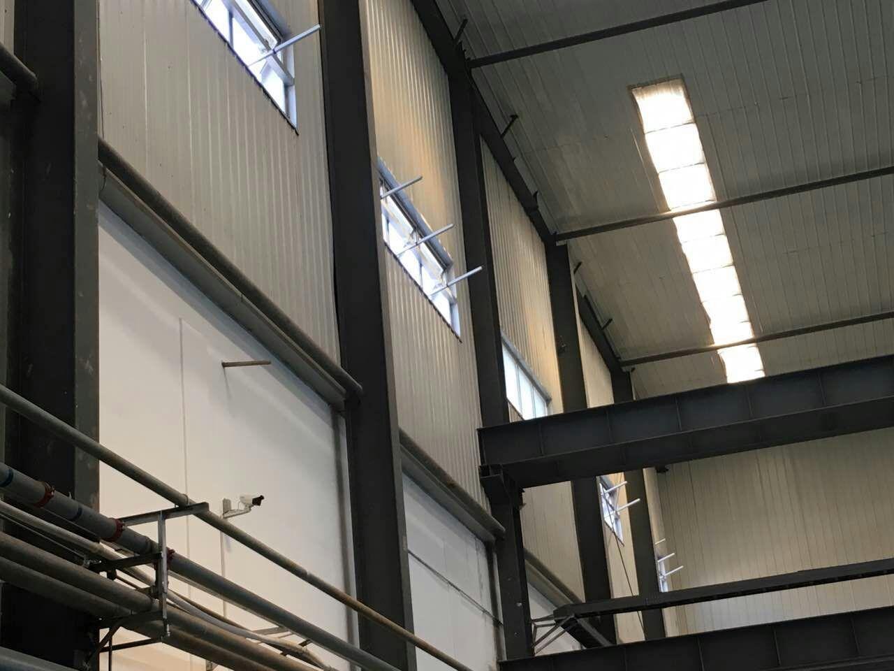 考泰斯(长春)塑料技术限公司消防排烟窗项目