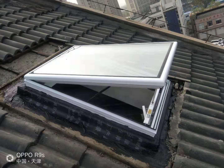 铝合金明框天窗