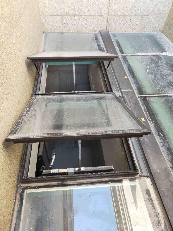 铝合金连体隐框天窗