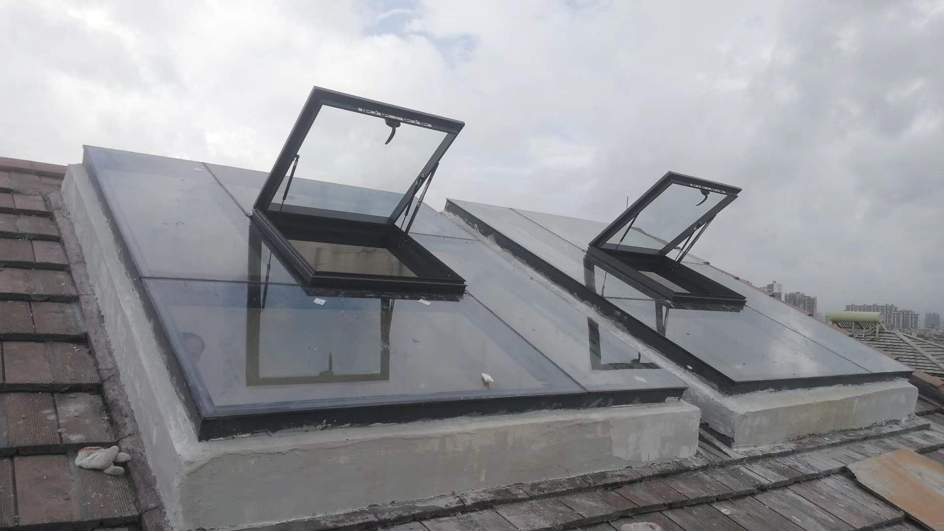 铝合金手动天窗