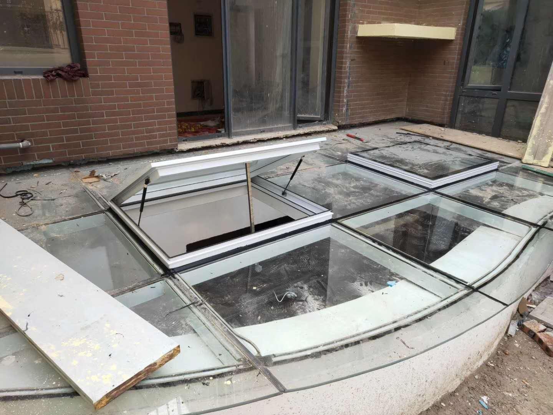 铝合金电动天窗